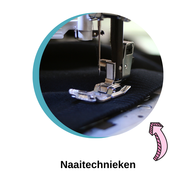 Naaitechnieken Atelier ByDo